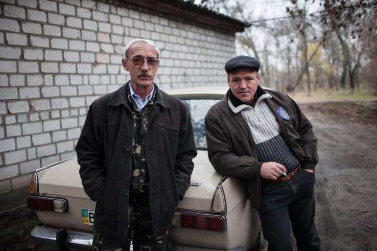 UKRAINIAN SHERIFFS (Ukraine's Oscar Entry)